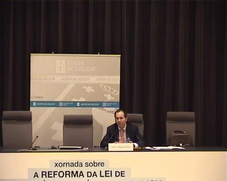 Edición de Pontevedra - Juan Raposo Arceo, profesor titular da Universidade da Coruña (UDC)